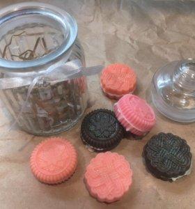 Набор мыло печенье 3D