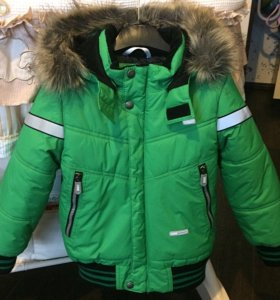 Новая куртка «Lenne» 104 р-р + 🎁