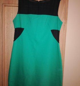 Платье коктейльное, размер 44-46