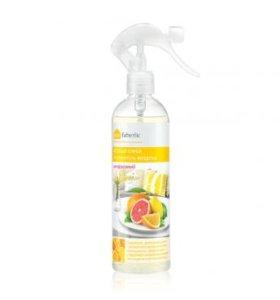 Водный спрей-освежитель воздуха Цитрусовый