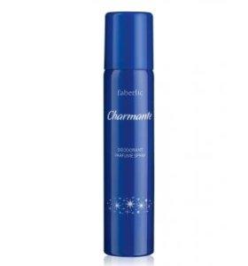 Парфюмированный дезодорант для женщин Charmante