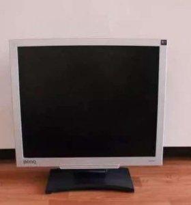 Benq Q9T4 большой плоский монитор