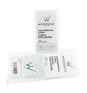 Полоски для депиляции, ITALWAX, 7 х 20 см, 20 шт