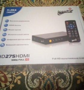 Медиаплеер Iconbit HD275HDMI
