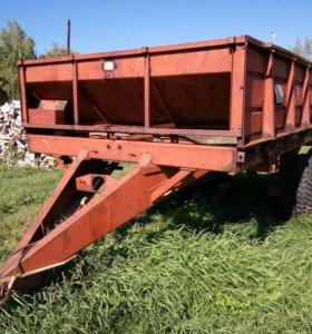 Прицеп тракторный прт-10