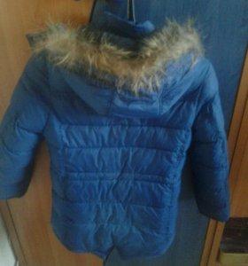 курточка зимняя на мальчика