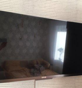 Большой ЖК телевизор с 3D