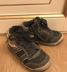 Ботинки каpika