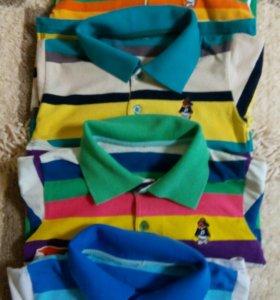 Продам рубашки-поло, 4 шт