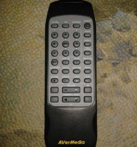 Оригинальный пульт для AVerTV Studio Model 307