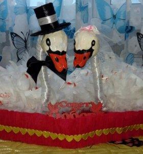 Букеты из конфет Челябинск