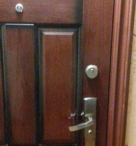 Двери.входные .Монтаж.