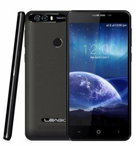 Смартфон с мощной батареей Leagoo Kiicaa Power
