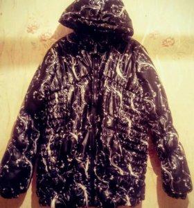 Куртка для беременной весна-осень