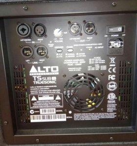 Комплект звукового оборудования Alto 3'5кВт.