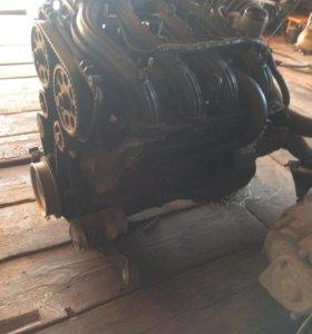 Двигатель ваз 1,6 16 кл 124