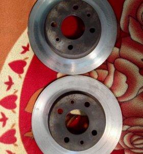 Тормозные диски на Ваз