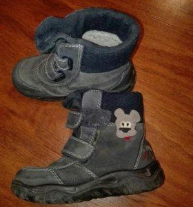 Осенние ботинки Superfit
