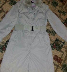 Куртка (плащ) размер 48-50.