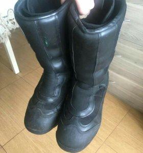 Армейские ботинки для зимы -50