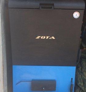 Твердотопливный котёл Zota 60