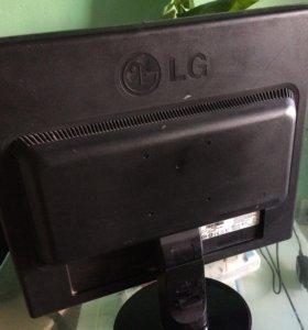 Продам монитор lg flatron l1942se