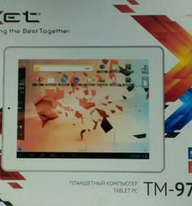 Планшет Texet TM-9751HD
