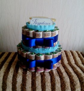 Тортики для наших малышей