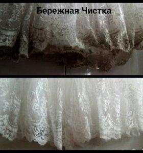 Химчистка свадебных платьев