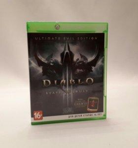 Игры для Xbox One Diablo 3