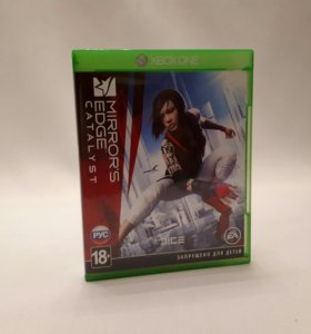 Игры для Xbox One Mirrors Edge