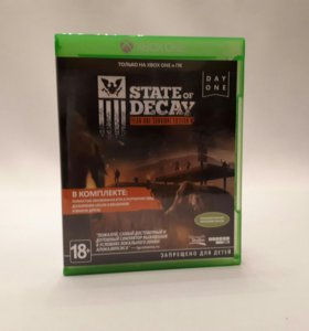 Игры для Xbox One State of Decay