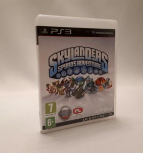 Игры для Sony PS3 Skylanders