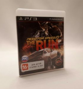 Игры для Sony PS3 NFS Run