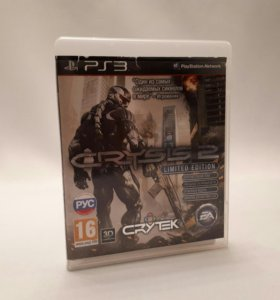 Игры для Sony PS3 Crysis 2