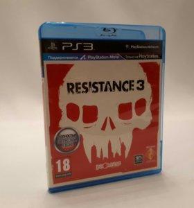 Игры для Sony PS3 Resistance 3
