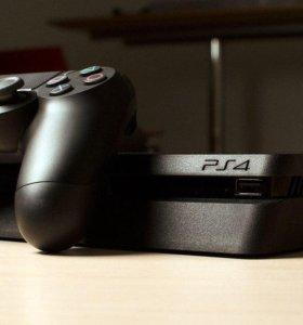PlayStation 4 Slim аренда/прокат