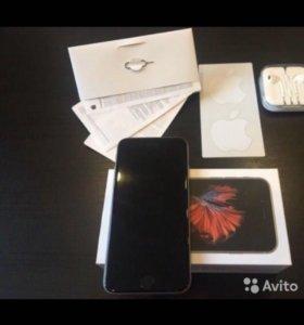 iPhone 6s 16 gb ,LTE