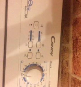 Стиральная машинка Candy Smart CTF 806