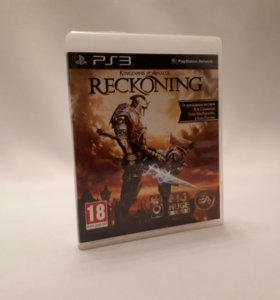 Игры для Sony PS3 Reckoning