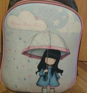 Портфель школьный для девочки