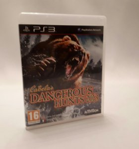 Игры для Sony PS3 Dangerous
