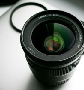 Canon 24mm f1.4 ii L