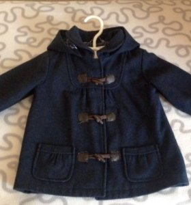 Пальто для девочки 3 лет