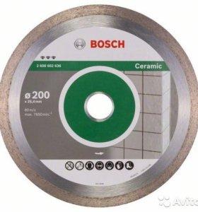 Алмазный диск Bosch для плиткорезов 200x25.4