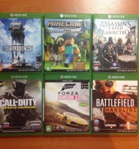 Игры на Xbox One