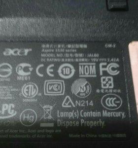 Ноутбук Acer Aspire 5530