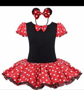 Платье для девочки, комплект на годик девочке
