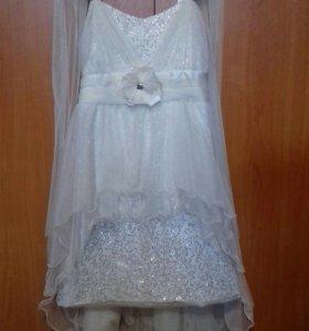 платье на 10лет