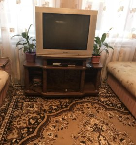 Продаю телевизор и тумбу